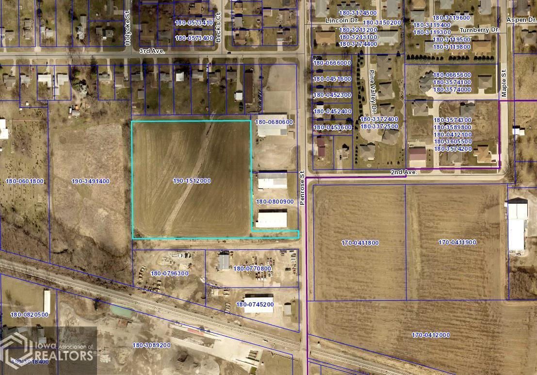 623 Penrose, Grinnell, Iowa 50112-8057, ,Lots & Land,For Sale,Penrose,5731034