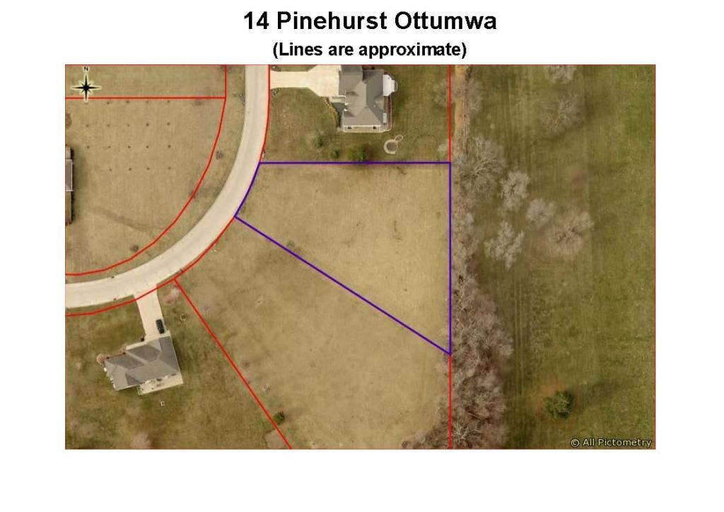 14 Pinehurst, Ottumwa, Iowa 52501-8063, ,Lots & Land,For Sale,Pinehurst,5564439
