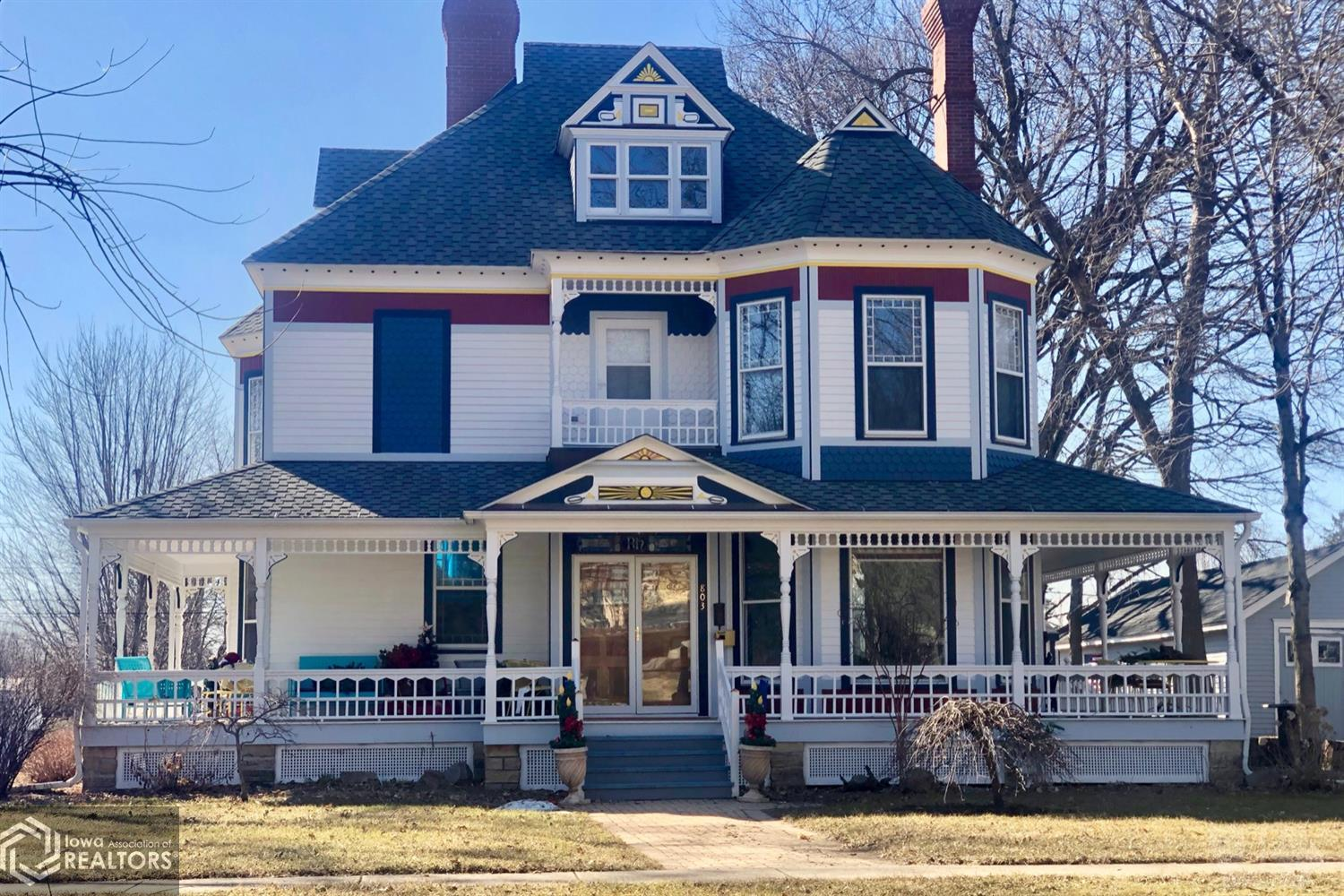 803 High, Grinnell, Iowa 50112, 3 Bedrooms Bedrooms, ,2 BathroomsBathrooms,Single Family,For Sale,High,5564464