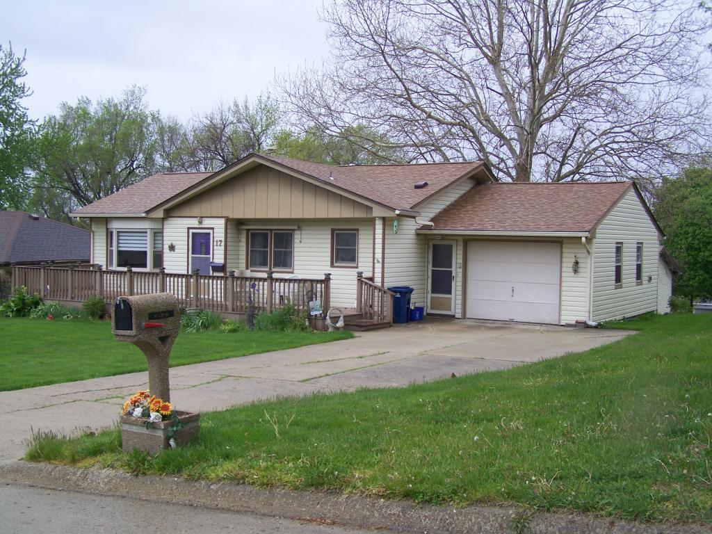 17 25th, Denison, Iowa 51442-1717, 3 Bedrooms Bedrooms, ,1 BathroomBathrooms,Single Family,For Sale,25th,5564486