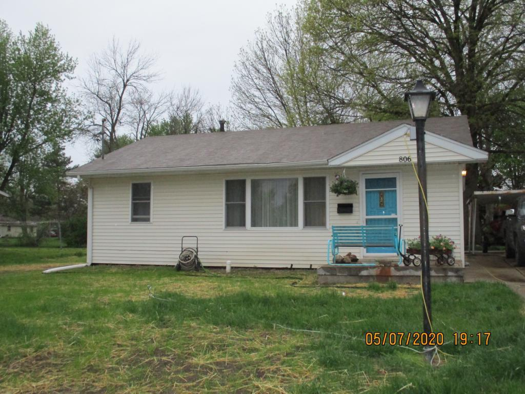 806 Main, Centerville, Iowa 52544-1021, 3 Bedrooms Bedrooms, ,1 BathroomBathrooms,Single Family,For Sale,Main,5563495
