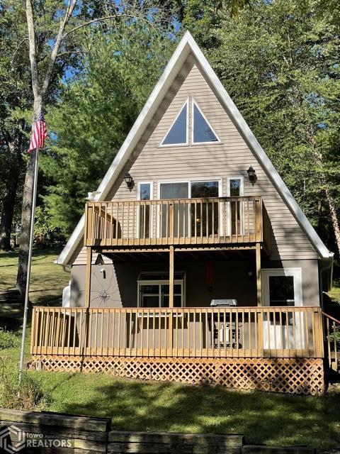 1126 Lakeshore, Brooklyn, Iowa 52211-8537, 2 Bedrooms Bedrooms, ,1 BathroomBathrooms,Single Family,For Sale,Lakeshore,6084529