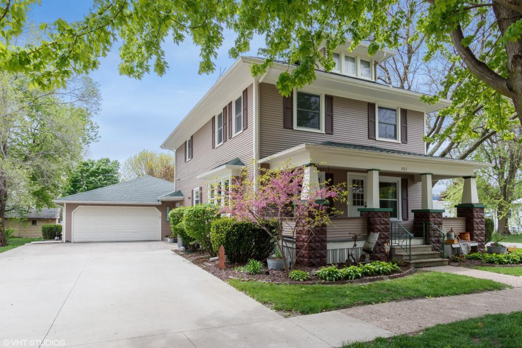701 Jefferson, Washington, Iowa 52353-1826, 3 Bedrooms Bedrooms, ,1 BathroomBathrooms,Single Family,For Sale,Jefferson,5566536