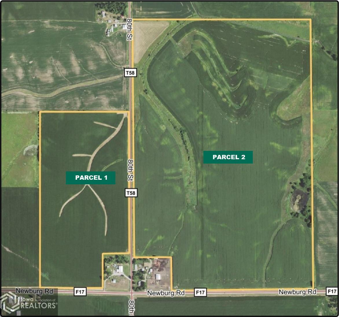 0 Newburg Rd. at 80th St., Grinnell, Iowa 50112, ,Farm,For Sale,Newburg Rd. at 80th St.,6111565