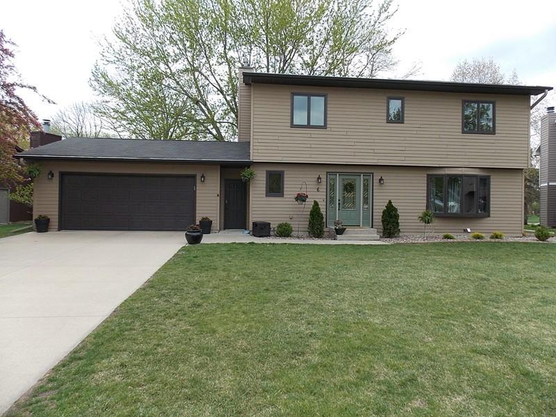 6 Quarry, Mason City, Iowa 50401-2510, 4 Bedrooms Bedrooms, ,2 BathroomsBathrooms,Single Family,For Sale,Quarry,5563595