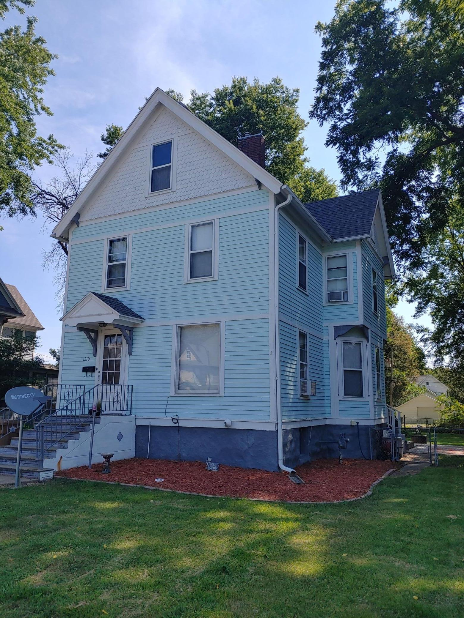 1210 West, Grinnell, Iowa 50112-1648, 3 Bedrooms Bedrooms, ,1 BathroomBathrooms,Single Family,For Sale,West,5637600