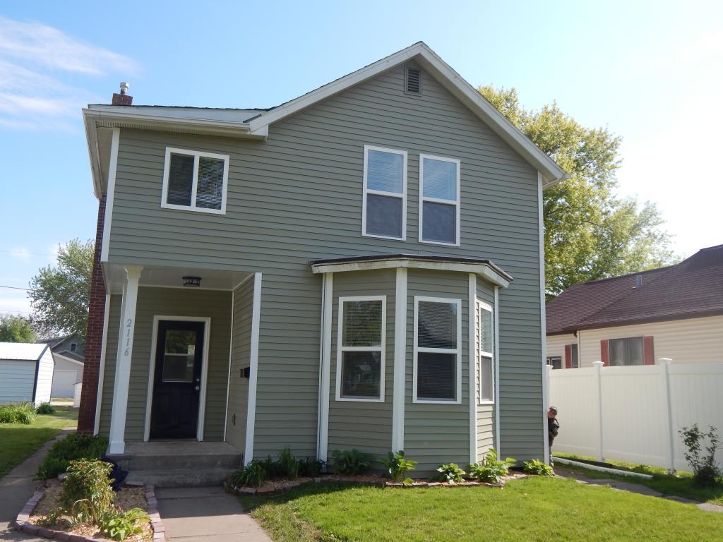 2116 Avenue I, Fort Madison, Iowa 52627-4128, 4 Bedrooms Bedrooms, ,1 BathroomBathrooms,Single Family,For Sale,Avenue I,5565618