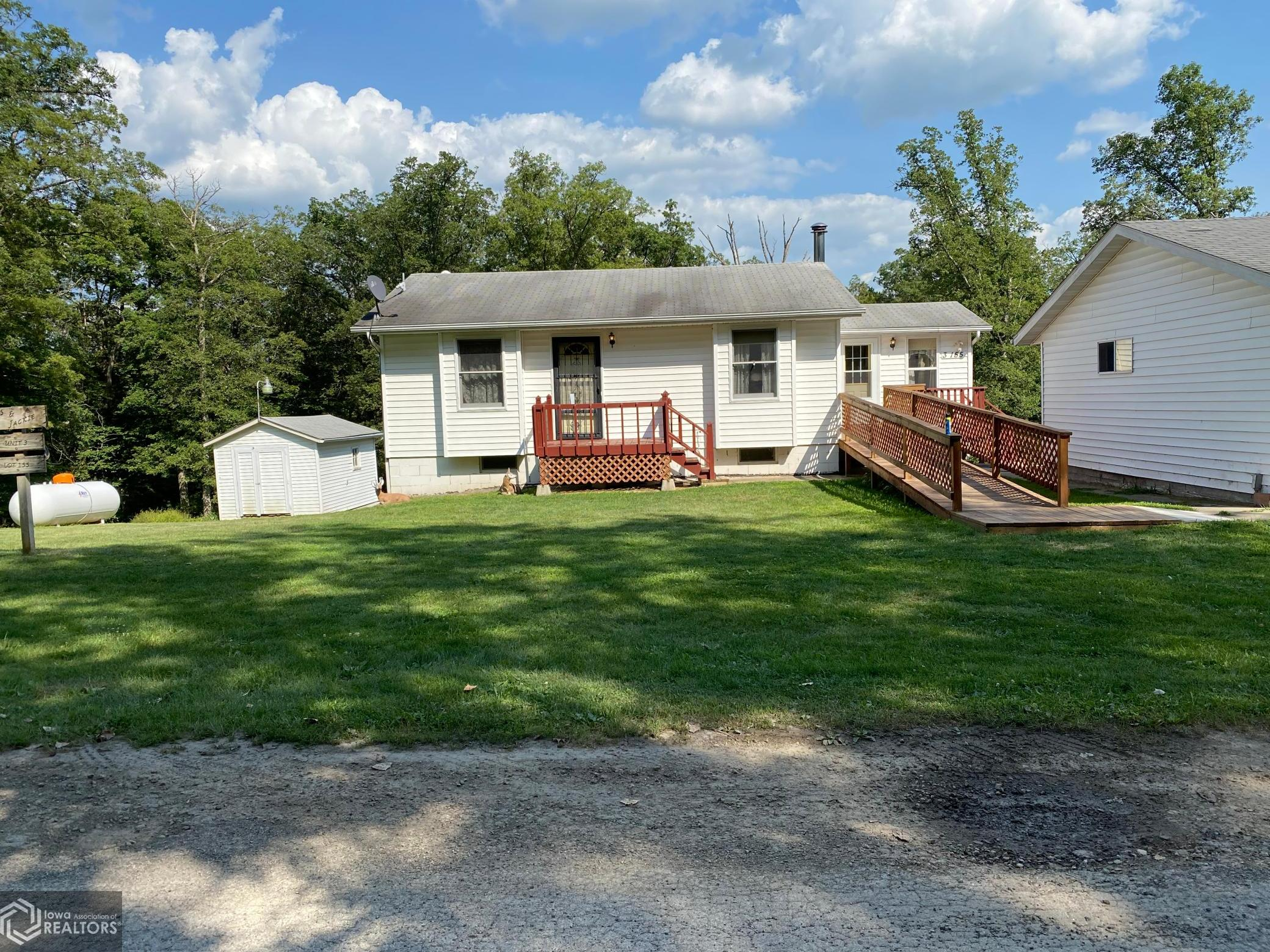 3155 Joan, Brooklyn, Iowa 52211-9508, 3 Bedrooms Bedrooms, ,1 BathroomBathrooms,Single Family,For Sale,Joan,6080665