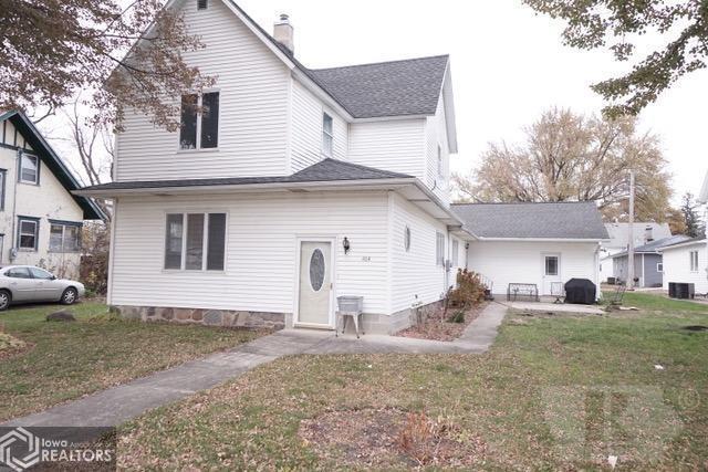 Property for sale at 404 Maple Street, Thornton,  Iowa 50479