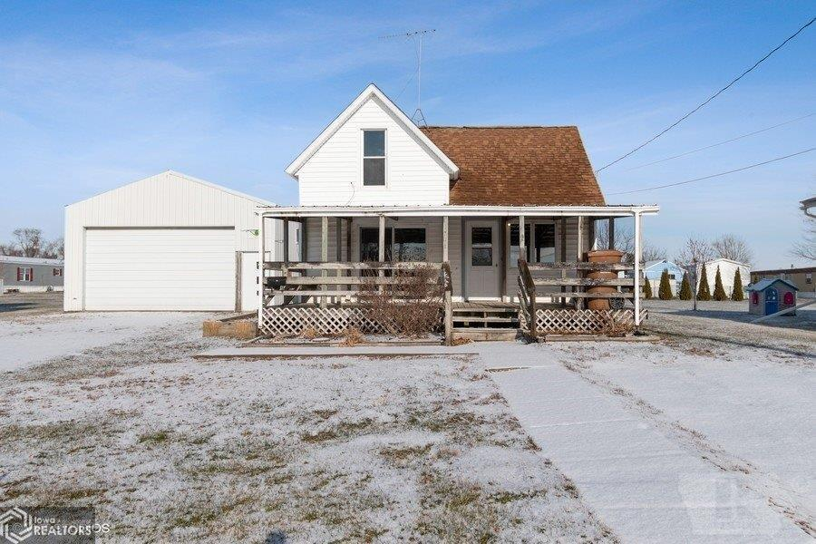 1511 Davis Ave, Grinnell, Iowa 50112, 3 Bedrooms Bedrooms, ,1 BathroomBathrooms,Single Family,For Sale,Davis Ave,5462690