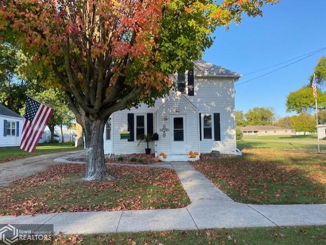 416 6th, Britt, Iowa 50423-2025, 3 Bedrooms Bedrooms, ,1 BathroomBathrooms,Single Family,For Sale,6th,6113801