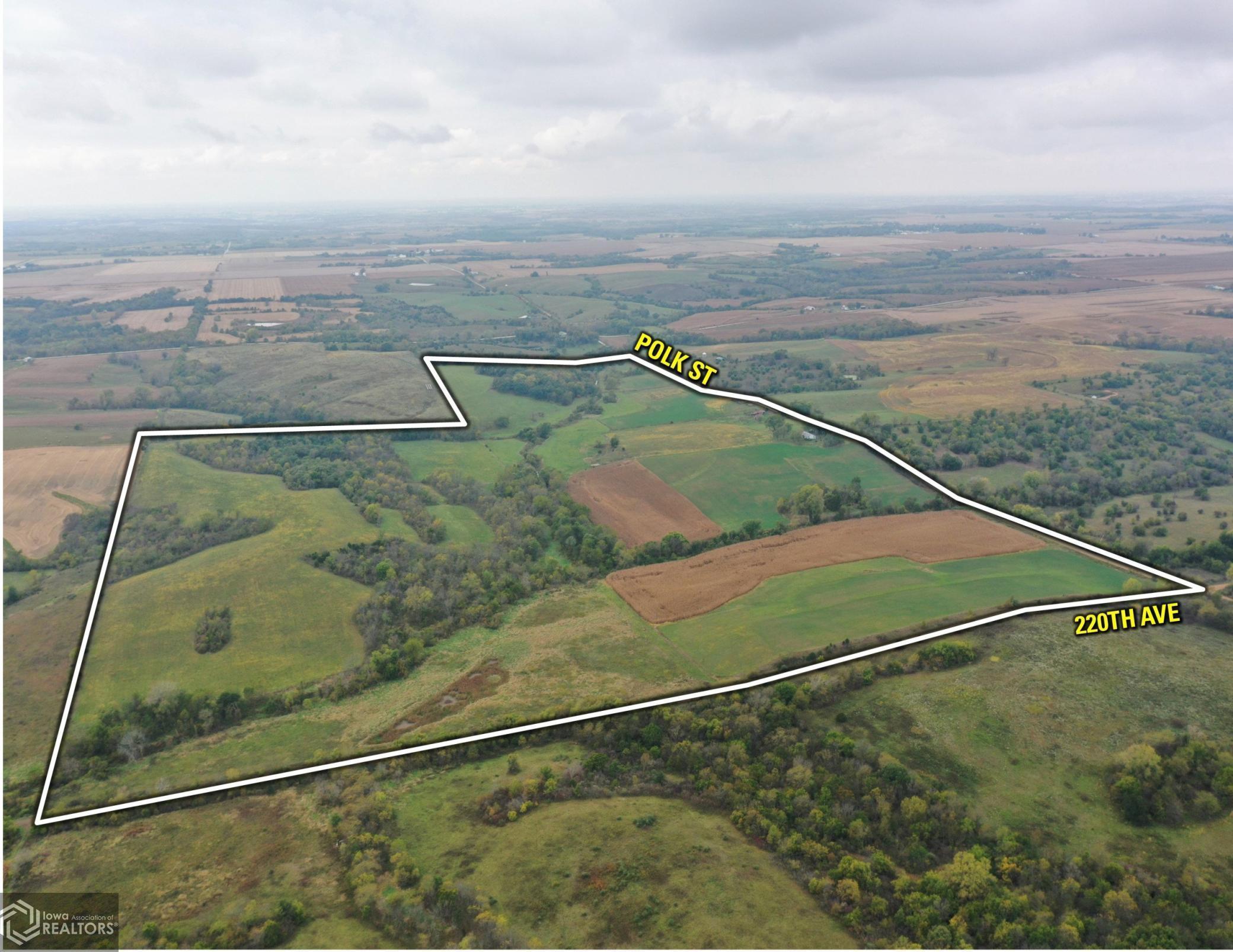21626 Polk, Milo, Iowa 50166-1099, ,Farm,For Sale,Polk,6113842