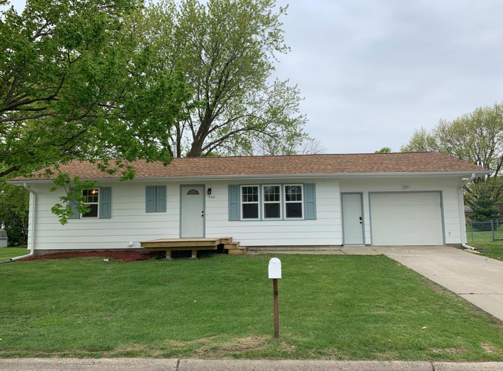 708 Cedar, Creston, Iowa 50801-1801, 4 Bedrooms Bedrooms, ,1 BathroomBathrooms,Single Family,For Sale,Cedar,5564898