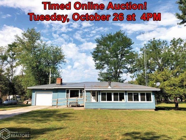 11807 42nd, Burlington, Iowa 52601-8964, 3 Bedrooms Bedrooms, ,1 BathroomBathrooms,Single Family,For Sale,42nd,6113900