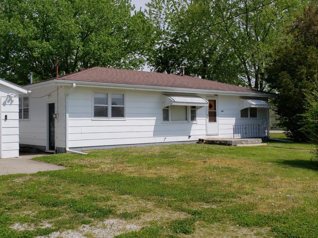 340 Water, Birmingham, Iowa 52535-9034, 2 Bedrooms Bedrooms, ,1 BathroomBathrooms,Single Family,For Sale,Water,5566913