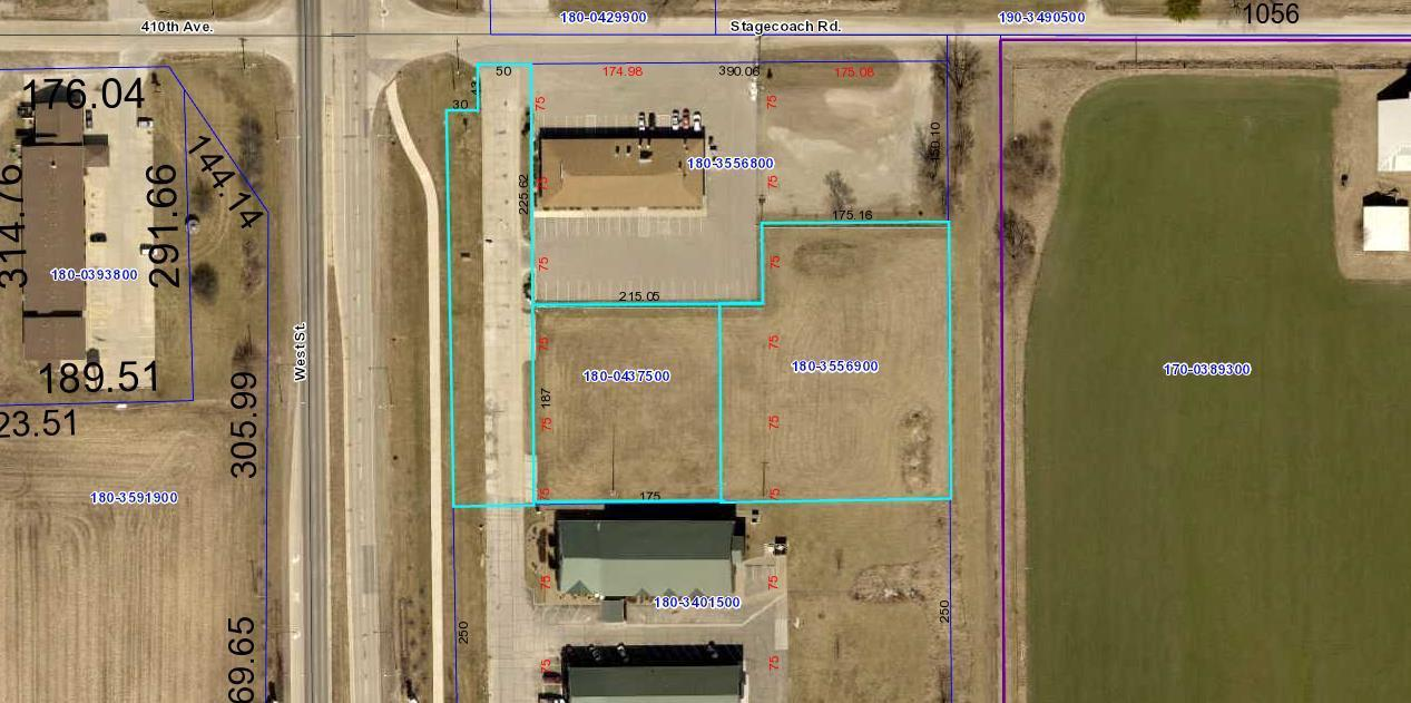 2128 West, Grinnell, Iowa 50112-2202, ,Lots & Land,For Sale,West,5623985